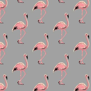Flamingo 1 grey