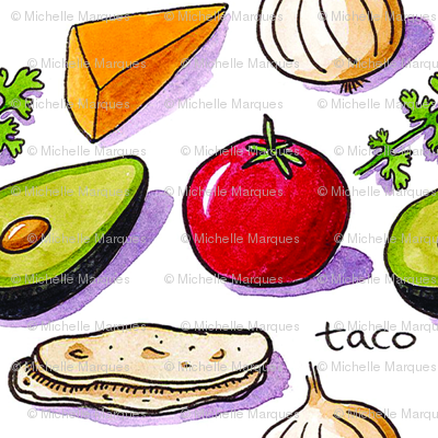 Taco Ingredients