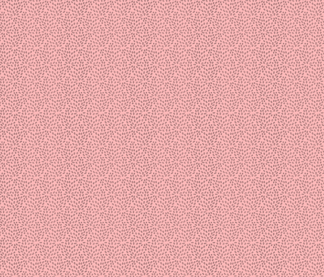 Ditsy Pink fabric by denise_ortakales on Spoonflower - custom fabric