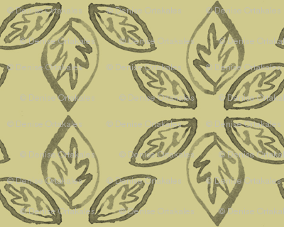 Three Leaf Pattern