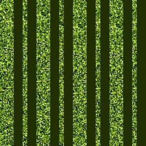 CD39  - LG - Speckled  Lime and  Olive Green Stripe