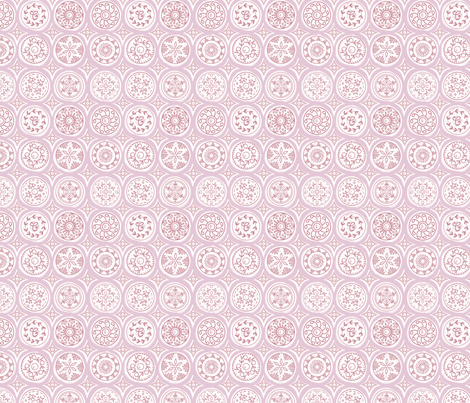 Button-Geo-pastel pink (small) fabric by cassandra_riley on Spoonflower - custom fabric