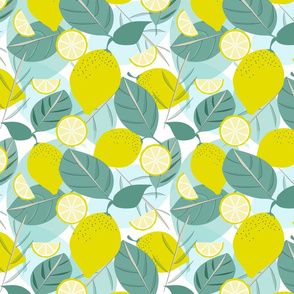 Lemons and slices