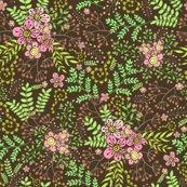 Rberries___blossoms-brown-8x8-600dpi_shop_thumb