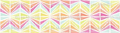 Bright Geometric Lines