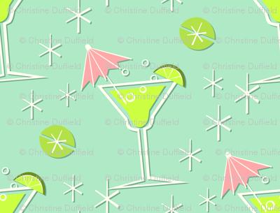Sparkling Margaritas