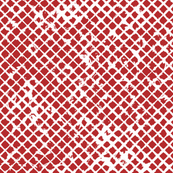 Red and white square texture 2400x2400 px - 16 in