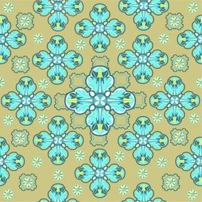 Floral Timeless Motifs
