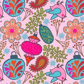 Boho Baubles - Pink