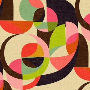 Modern Circles {Brights}