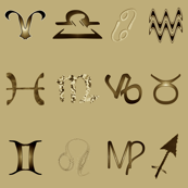 Gold Zodiac