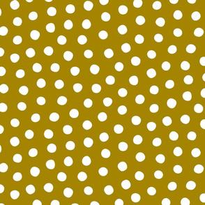 Spanish Olive White Spots 12x12