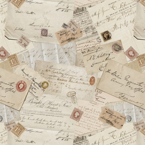 Letters From The Past