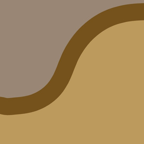 AB_1007_H S Curve OG S curve jonquil, bronze, brown