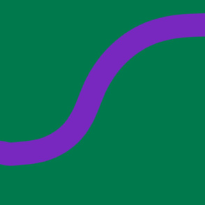 AB_1007_X OG S curve  emerald and purple