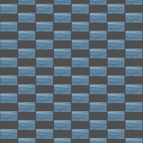 AB_1018_B Blue textures horizontal on black background