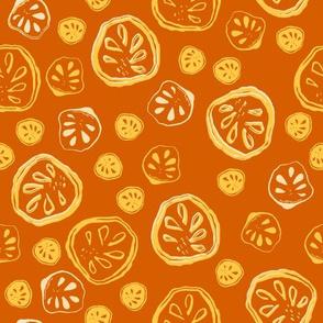 Quince (Orange)