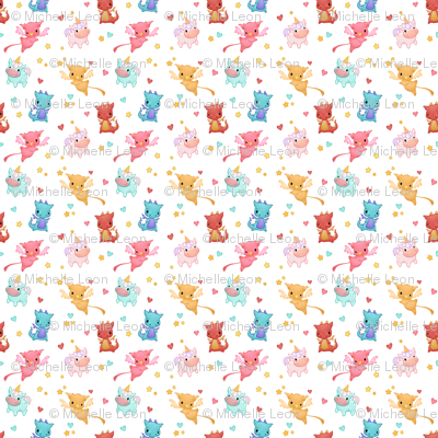 Magical-creatures-pattern-print_preview
