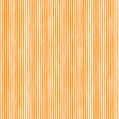 Vertical Watercolor Mini Stripes M+M Persimmon by Friztin