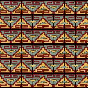 Native American Sioux Quilt
