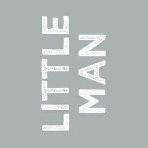 "9"" Little Man - Northern Lights Grey (90) C18BS"