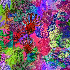 Mad Garden - Purple