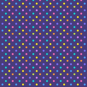 Rainbow Spots