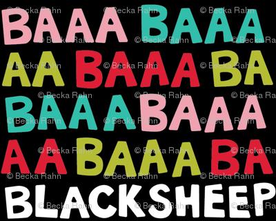 BaaBaaBlackSheep - Dark