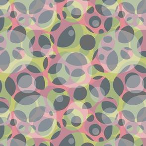 Space Circles (pink)