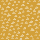 Scattered triangles