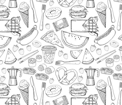 Rfinal_food-craving_spoonflower_shop_preview
