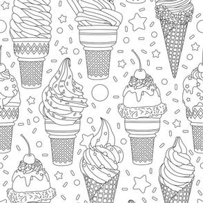 Ice Cream Frenzy