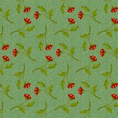 Rretro-tossed-red-flower-sprigs-on-green-squiggles_shop_thumb