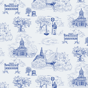 Winnipeg in Summer Toile