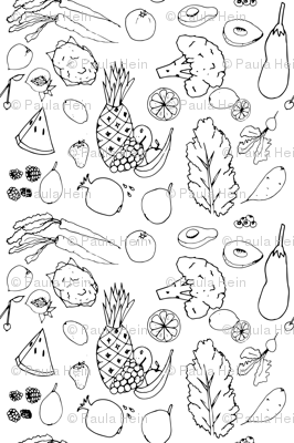 superfood-line-art
