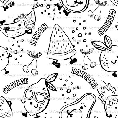 Tutti Frutti Summertime