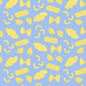 noodles blue
