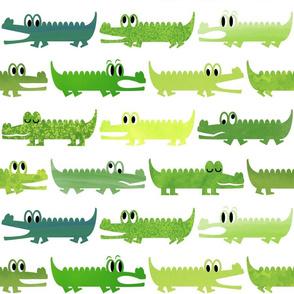 Alligator Roll Call