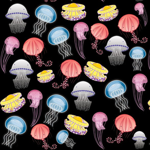 Jellyfishes of the Mediterranean Sea