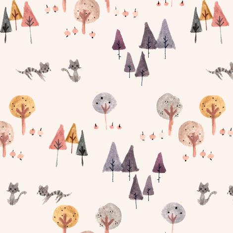fuzer_ bezs fabric by gomboc on Spoonflower - custom fabric