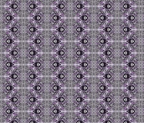 Spider venom blgrey fabric by salsus on Spoonflower - custom fabric