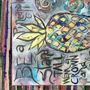 Pineapple Crown #5
