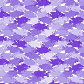Purple Hogfish Camo Small