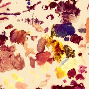 Hazel palette - sunny