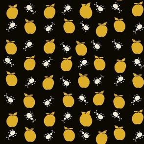 Fall tiny print