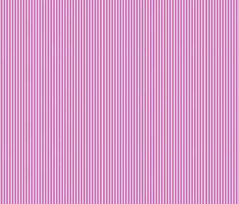 Pink and white stripes fabric by evault on Spoonflower - custom fabric