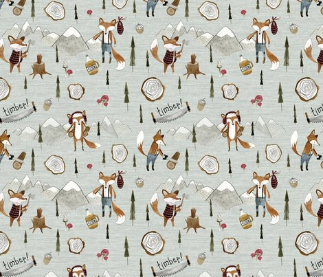 Lumberjack-fox_spoonflower_shop_preview