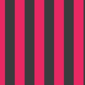 Neon Flowers Coordinates Stripes