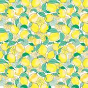 just lemons - green