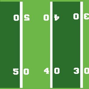 football field -  27 FQ 54 -4 on yard 54 wide